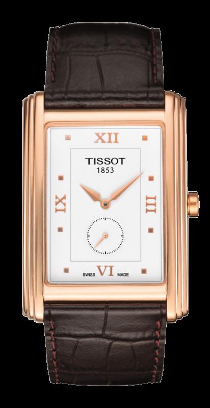 часы Tissot TISSOT NEW HELVETIA LARGE GENT