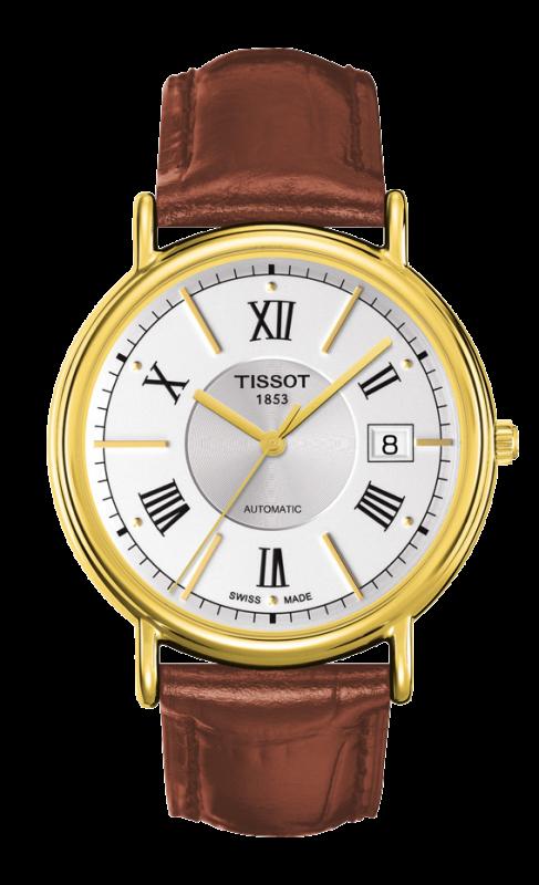 часы Tissot TISSOT CARSON AUTOMATIC