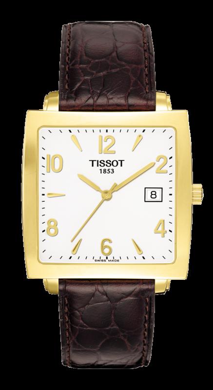 часы Tissot TISSOT SCULPTURE LINE GENT