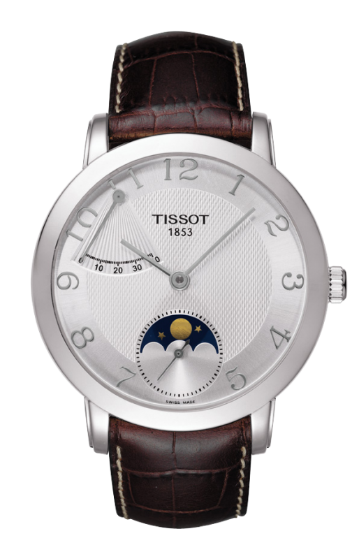 часы Tissot TISSOT SCULPTURE LINE MOONPHASE