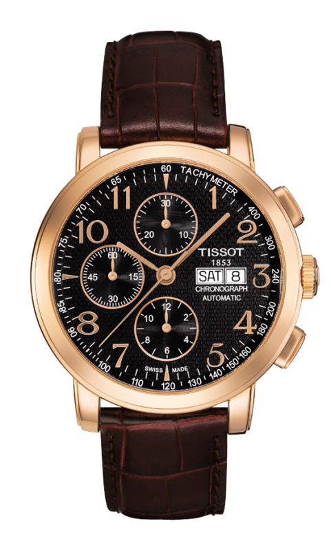 часы Tissot TISSOT SCULPTURE LINE CHRONOGRAPH VALJOUX