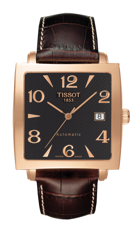 часы Tissot TISSOT SCULPTURE LINE AUTOMATIC