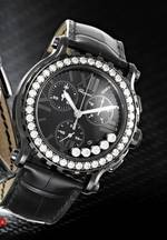 часы Chopard Happy Sport Chrono Mark II All Black