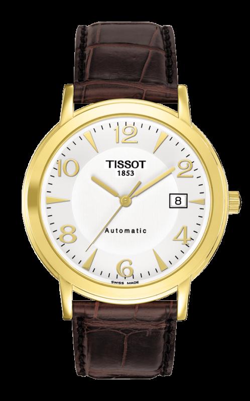 часы Tissot TISSOT OROVILLE AUTOMATIC