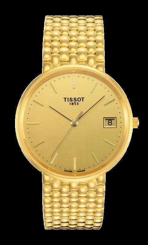 часы Tissot TISSOT GOLDRUN GENT SAPPHIRE