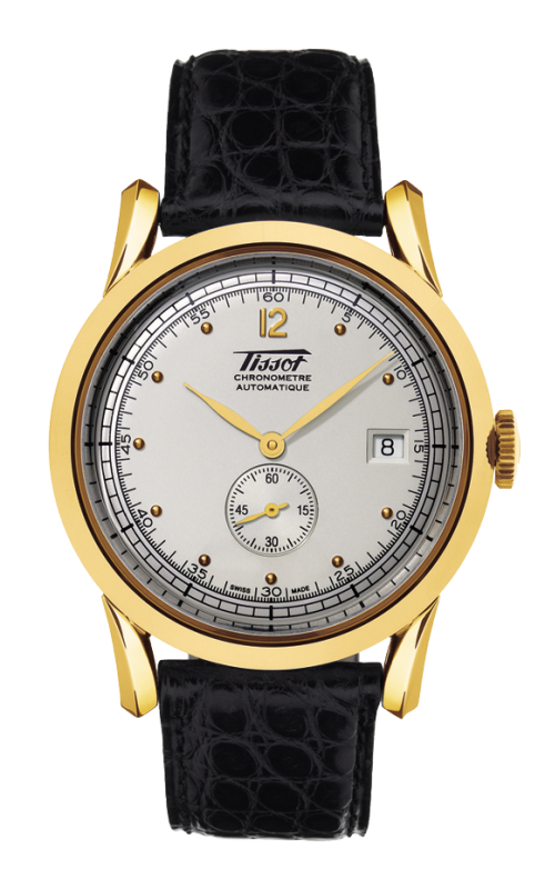 часы Tissot TISSOT HERITAGE 150TH ANNIVERSARY AUTOMATIC GOLD