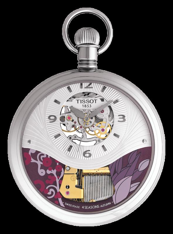 часы Tissot MUSICAL SEASONS BY TISSOT