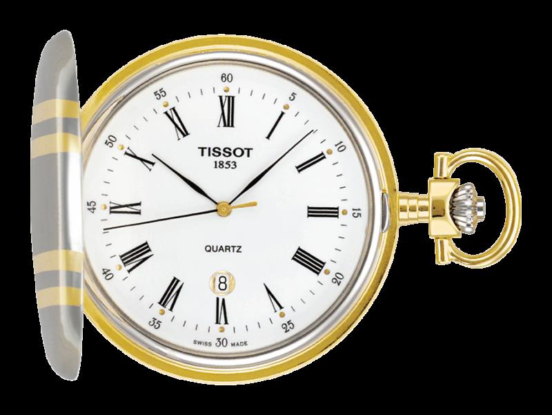 часы Tissot TISSOT SAVONNETTE QUARTZ (ETA F06.111)