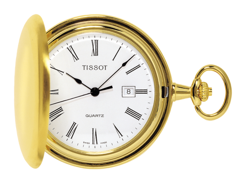 часы Tissot TISSOT SAVONNETTE QUARTZ (ETA 955.112)