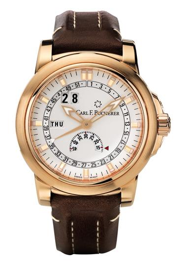 часы Carl F. Bucherer Patravi EvoTec Calendar