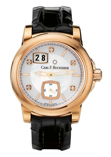 часы Carl F. Bucherer Patravi  BigDate