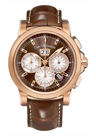 часы Carl F. Bucherer Patravi Chrono Date Annual