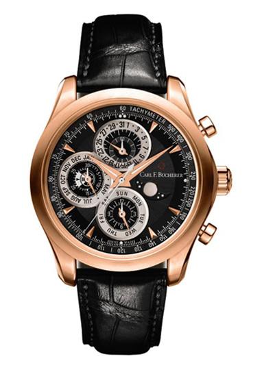 часы Carl F. Bucherer Manero Chrono Perpetual