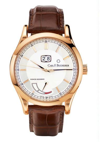 часы Carl F. Bucherer Manero  BigDate Power
