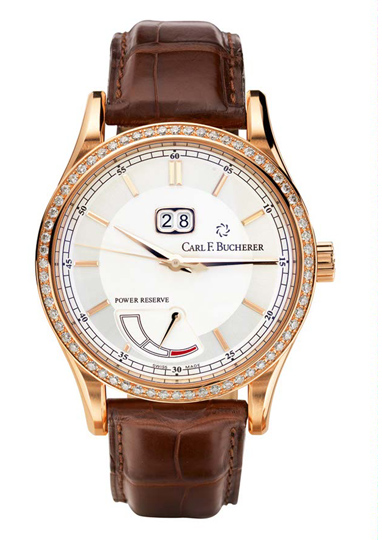 часы Carl F. Bucherer Manero  BigDate Power