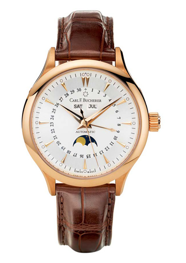 ���� Carl F. Bucherer Manero  MoonPhase