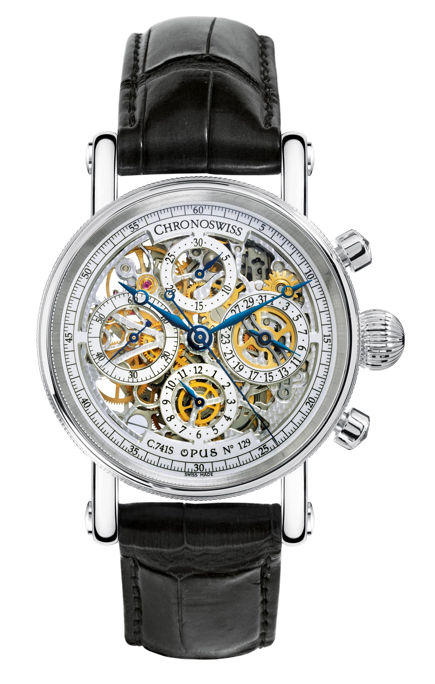 часы Chronoswiss Grand Opus Chronograph