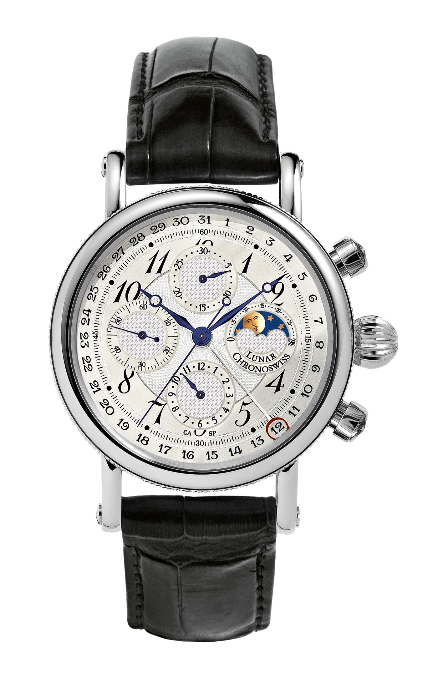 часы Chronoswiss Grand Lunar Chronograph
