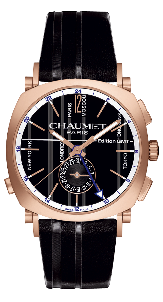���� Chaumet Dandy GMT