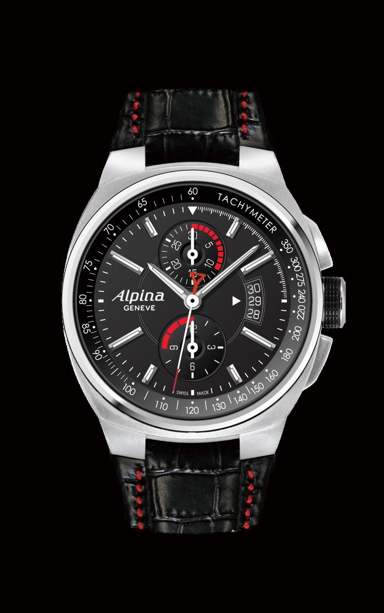 часы Alpina Level 5 Motorsport Sponsoring