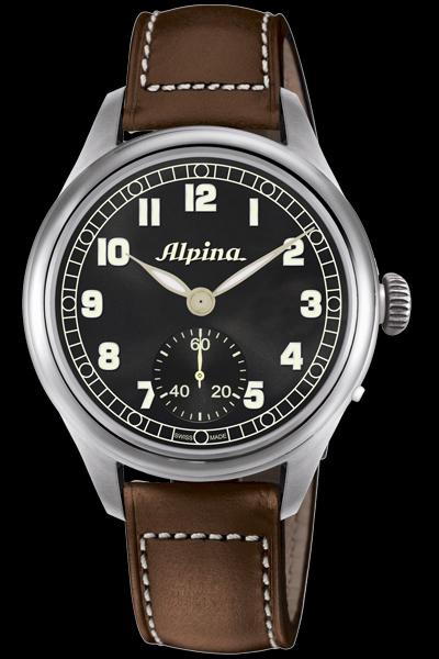 часы Alpina Pilot_Heritage