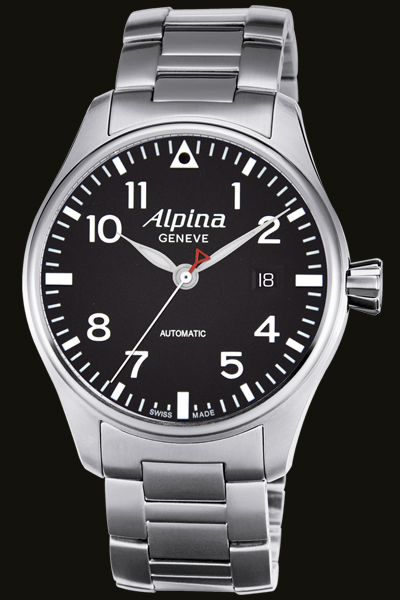 часы Alpina Startimer_Pilot