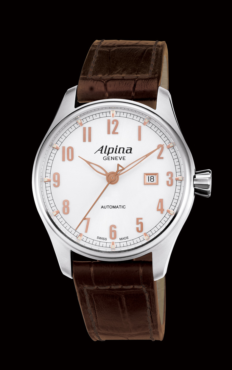 часы Alpina Aviation Automatic