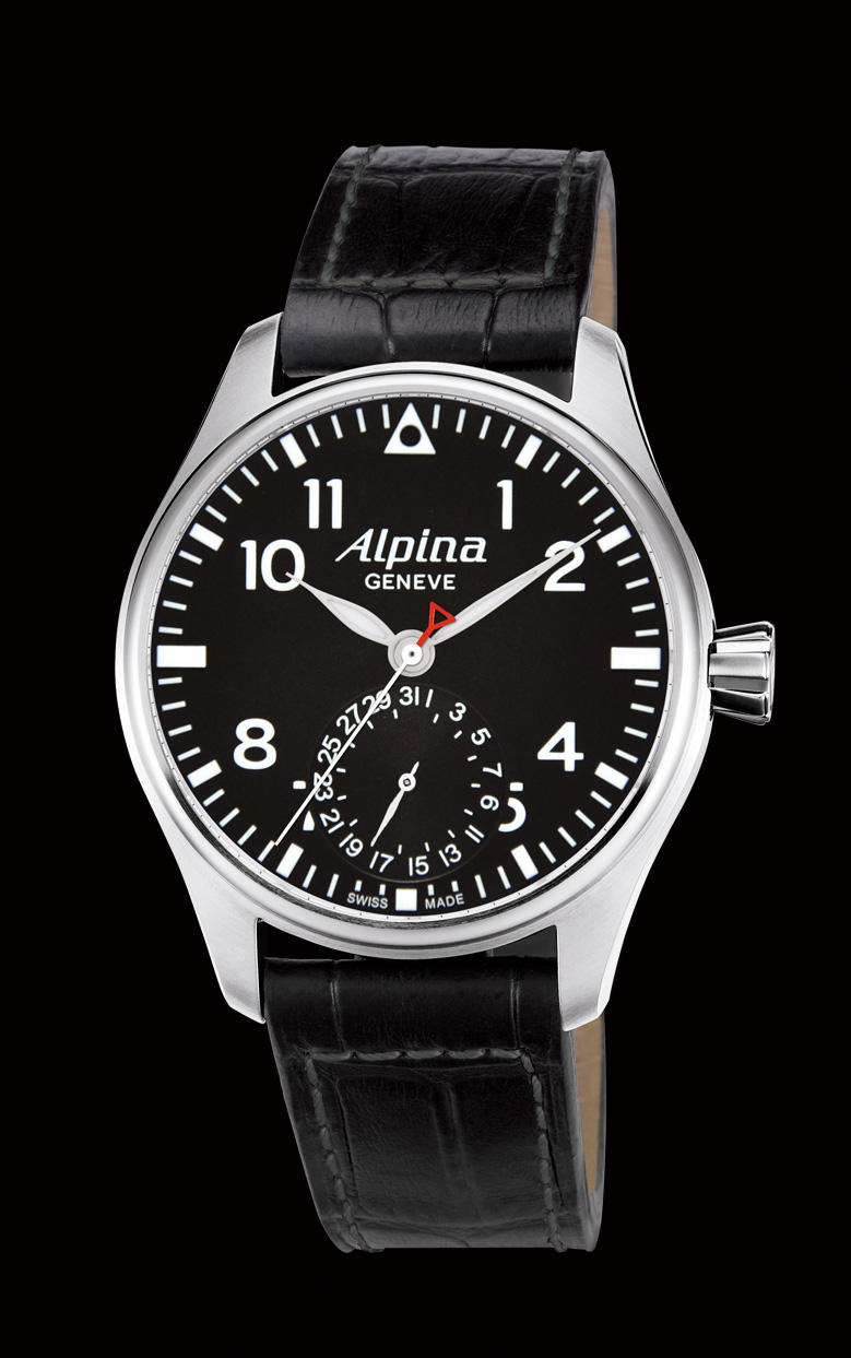 часы Alpina Aviation Manufacture