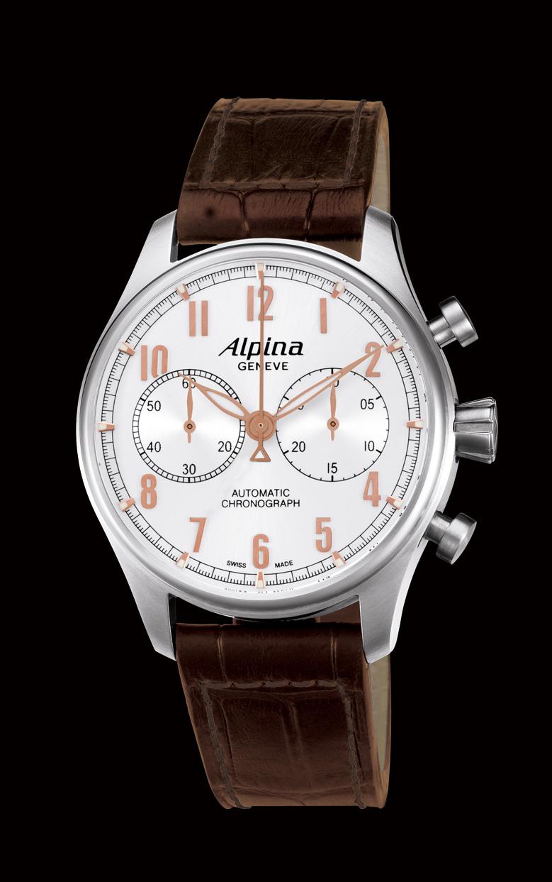 ���� Alpina Aviation Chronograph
