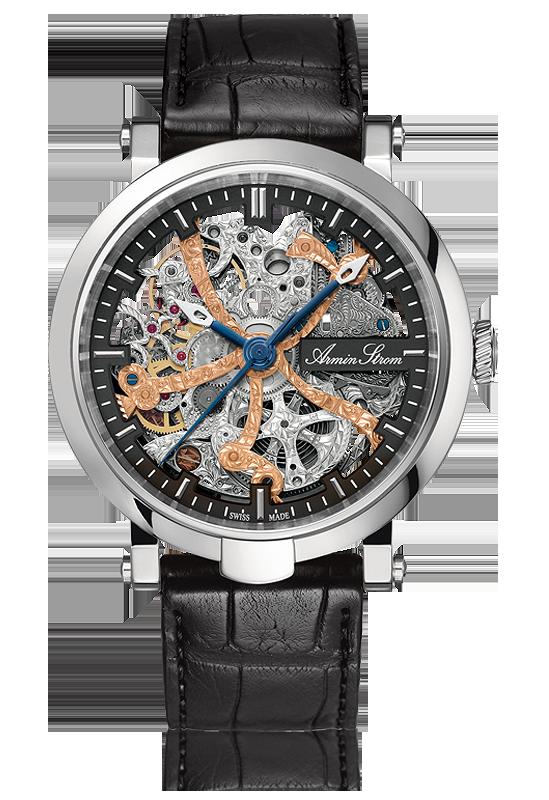 часы Armin Strom Blue Chip Skeleton
