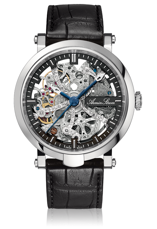 часы Armin Strom Blue Chip Skeleton