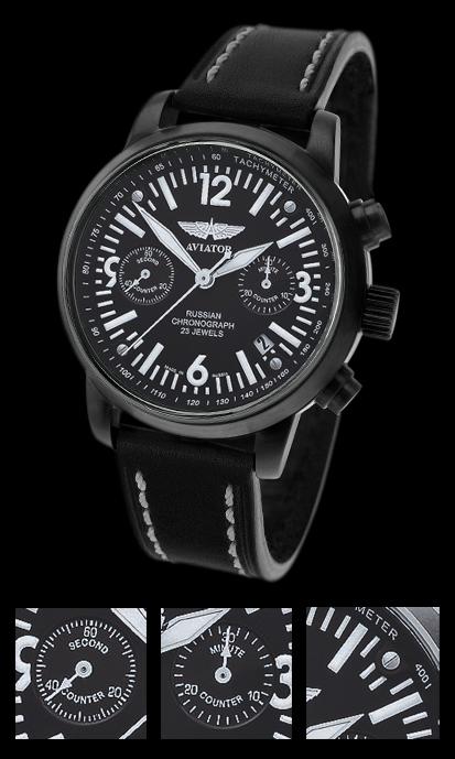 часы Aviator CLASSIC