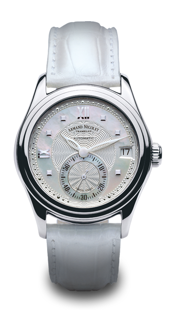 часы Armand Nicolet Date & Small Seconds