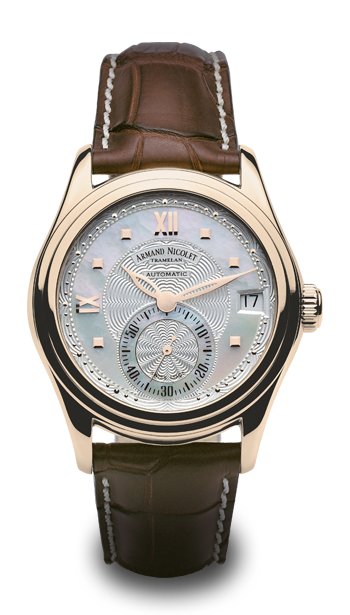 ���� Armand Nicolet Date & Small Seconds
