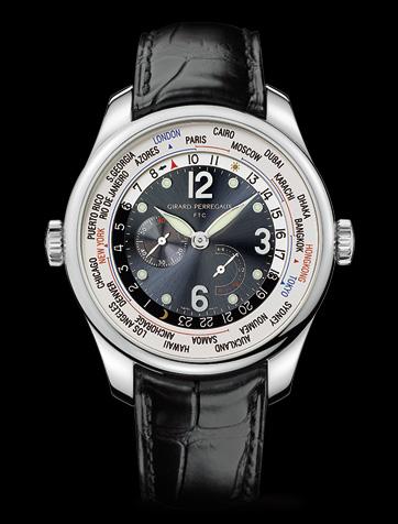 часы Girard Perregaux WW.TC FINANCIAL