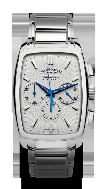 часы Armand Nicolet Chronograph