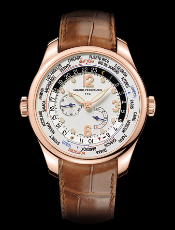часы Girard Perregaux WW.TC FINANCIAL