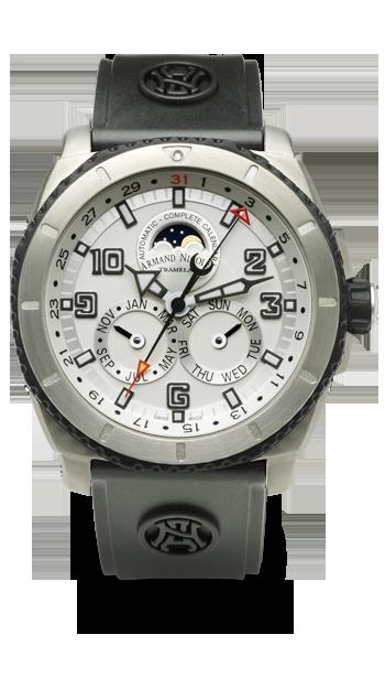 часы Armand Nicolet Complete Calendar