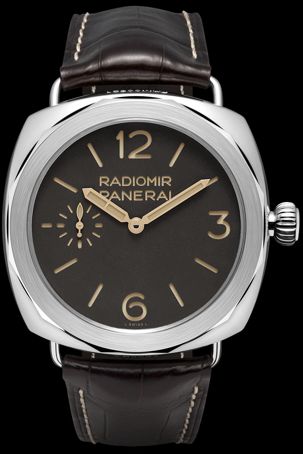 часы Panerai Radiomir Platino
