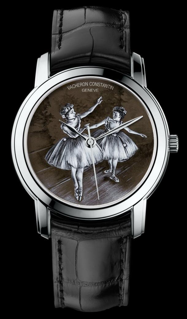 часы Vacheron Constantin Metiers d'Art Hommage a l'Art de la Danse