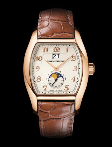 часы Girard Perregaux Richeville