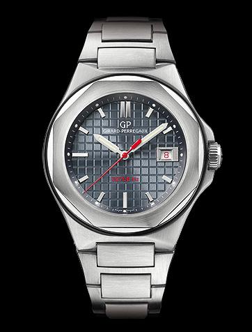 часы Girard Perregaux LAUREATO GP QUARTZ 40TH ANNIVERSARY