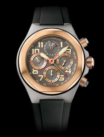 часы Girard Perregaux Laureato