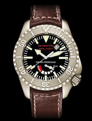 часы Girard Perregaux Sea Hawk