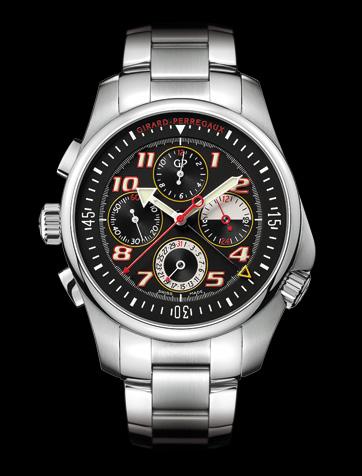 часы Girard Perregaux R&D 01