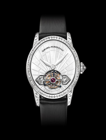 часы Girard Perregaux CAT'S EYE JEWELLERY