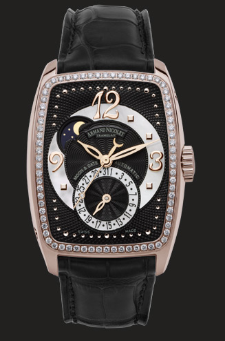 часы Armand Nicolet TL7 Version D