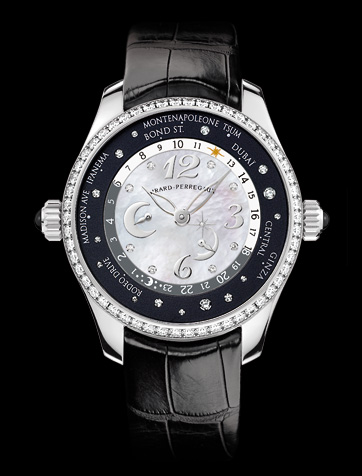 часы Girard Perregaux WW.TC LADY 24 HOUR SHOPPING