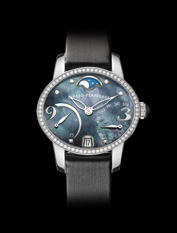 часы Girard Perregaux Cat's Eye BI-RETRO