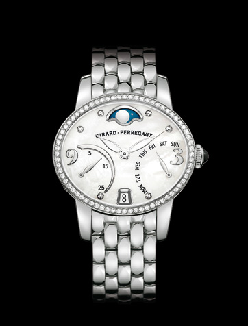 часы Girard Perregaux Cat's Eye BI-RETRO